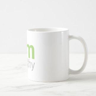 I Am Healthy Coffee Mug
