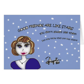 I AM HERE FOR YOU CARD - ENCOURAGEMENT
