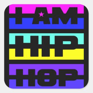 I Am Hip Hop stickers