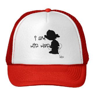 I am Hip Hop Trucker Hat