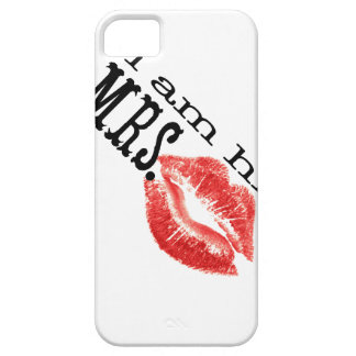 I am His Mrs. Case For The iPhone 5
