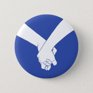 I Am Holding Your Hand by Jason Flack 2 Inch Round Button