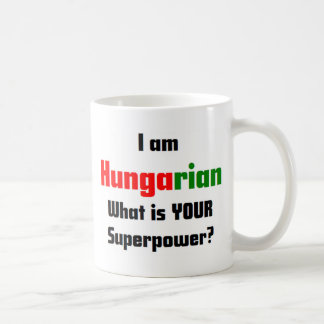 I am Hungarian Coffee Mug