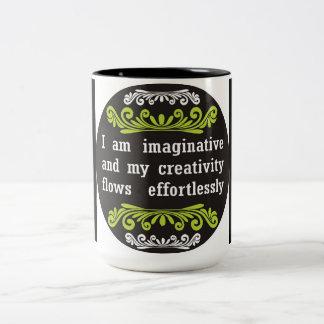 I am Imagination Coffee Mug