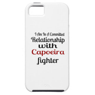 I Am In A Committed Relationship With Capoeira Fig Case For The iPhone 5