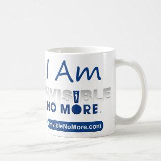 I Am Invisible No More - Ceramic Mug