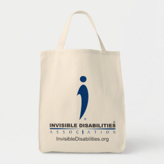 I Am Invisible No More - Grocery Tote