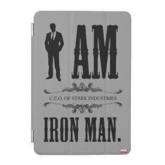 I Am Iron Man iPad Mini Cover