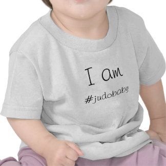 I am #judobaby t-shirt