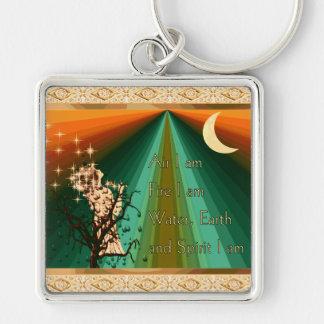 I Am Key Chain