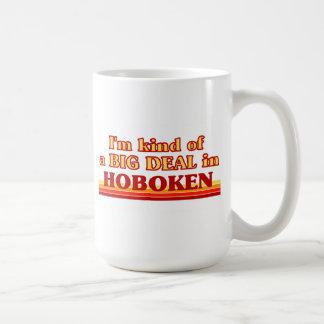 I am kind of a BIG DEAL in Hoboken Coffee Mug