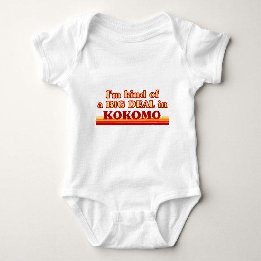 I am kind of a BIG DEAL in Kokomo Baby Bodysuit