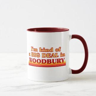 I am kind of a BIG DEAL in Woodbury Mug