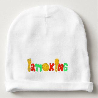 I am king baby cotton rib hat baby hat baby beanie