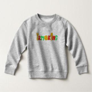 I am king fleece sweatshirts