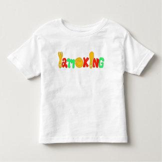 I am king kids boy t-shirts