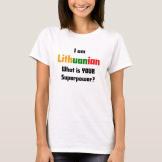 i am lithuanian T-Shirt