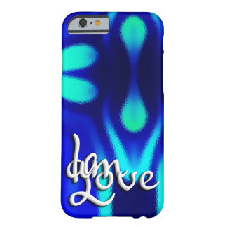 I am Love Barely There iPhone 6 Case