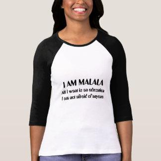 I am Malala Not Afraid of Anyone T-Shirt