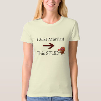 I am Married to a Stud Muffin T-Shirt