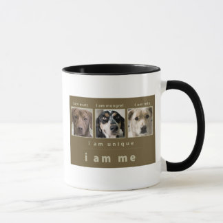I Am Me, the mixed breed mug