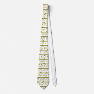 I Am My Garden Tie
