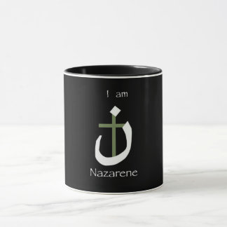 I am Nazarene Mug