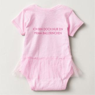 I am nevertheless only a Prima Ballerinchen Baby Bodysuit