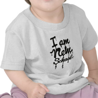 I am new school Swag Dope Hipster T-shirt