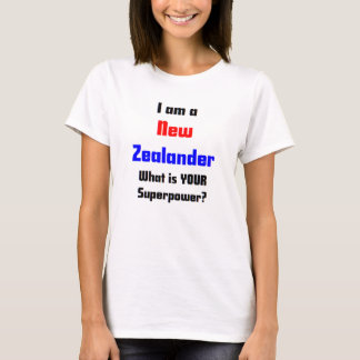 i am new zealander T-Shirt