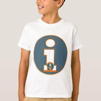 I Am Nine 9th Birthday Gifts T-Shirt