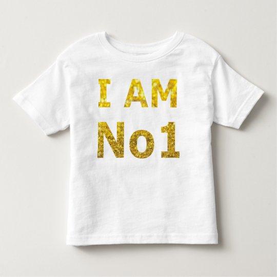 I AM No1 Toddler T-shirt