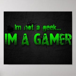 I am No GEEK Poster