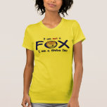 I am not a Fox I am a shiba inu Tee Shirt