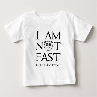 I AM NOT FAST(3) BABY T-Shirt
