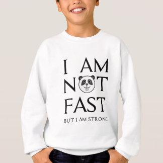I AM NOT FAST(3) SWEATSHIRT