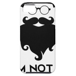 I am not Hipster Case For The iPhone 5