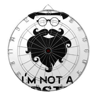 I am not Hipster Dartboard