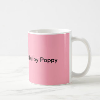 """I am not in a cult led by Poppy"" Mug"