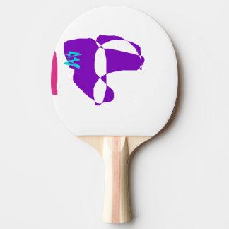 I Am Not Sad Ping Pong Paddle