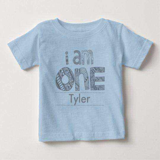 """I am One"" Boy's Tee"