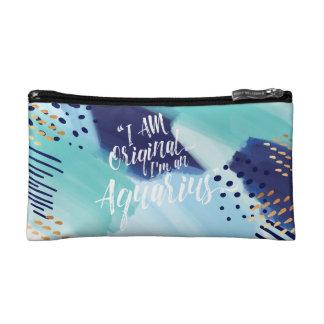 """""""I am Original, I'm an Aquarius"""" Zodiac Bag"""