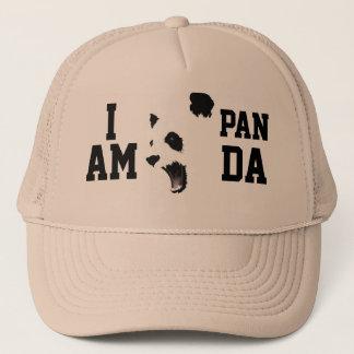 I AM PANDA Trucker Hat