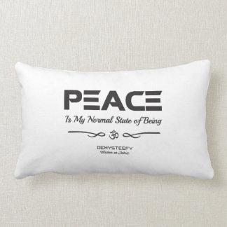I AM PEACE PILLOWS