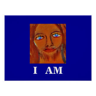I AM POSTERS