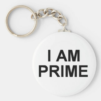 I am prime key chain