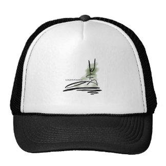 I am proud worrior.png mesh hat