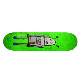 I am RoboBoard Custom Skate Board