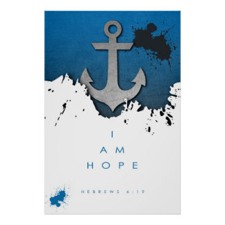 I AM Series - Hope Poster