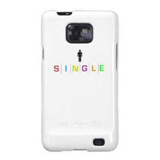 I am Single Galaxy S2 Covers